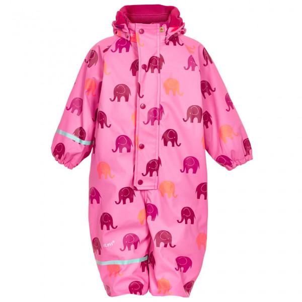 CeLaVi - Kid's Rainwear Suit With Fleece - Kedeldragt
