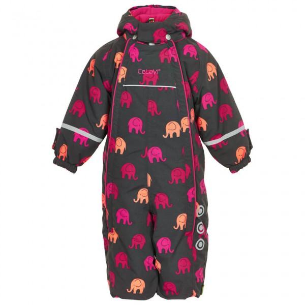 CeLaVi - Kid's Snowsuit Elephant with 2 Zippers - Overalls