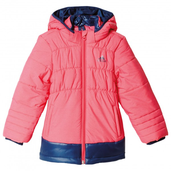adidas - Little Girl's Padded Jacket - Winter jacket