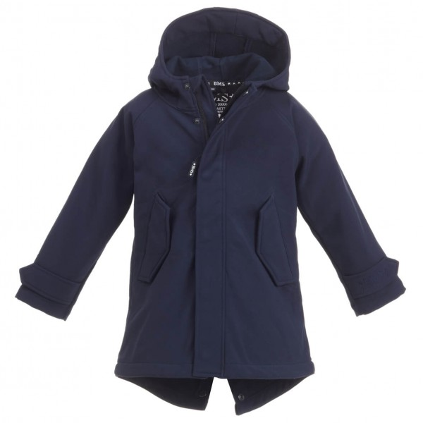 BMS - Hafencity Coat Softshell Kids - Mantel