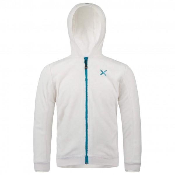 Montura - Polar Stretch Hoody Jacket Kids - Fleecetakki