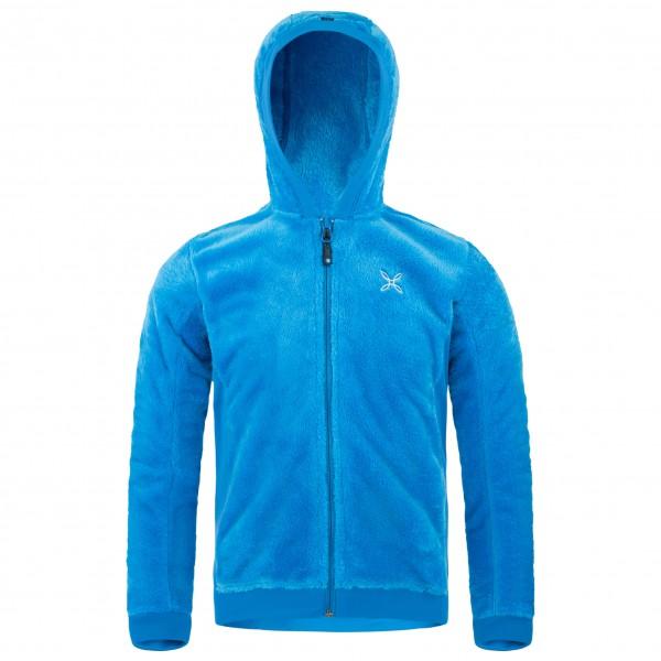 Montura - Polar Stretch Hoody Jacket Kids - Fleecejacke