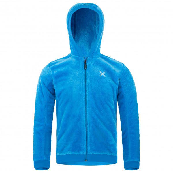 Montura - Polar Stretch Hoody Jacket Kids - Fleecetakki
