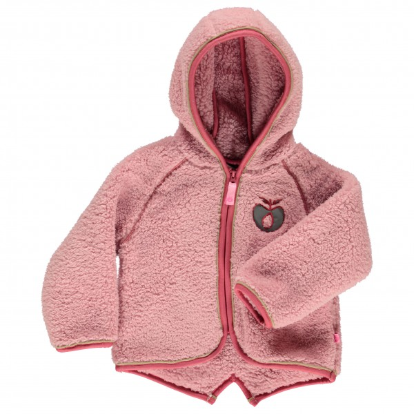 Smafolk - Baby Fleece Hood+Zipper - Fleecejack