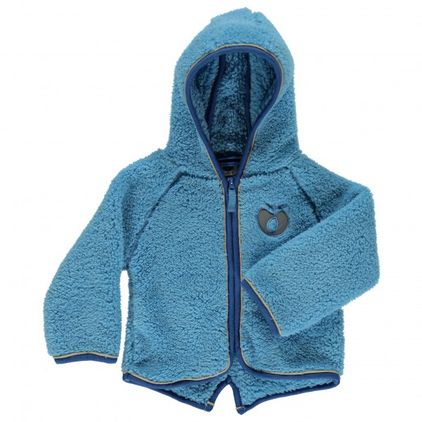 Smafolk - Baby Fleece Hood+Zipper - Fleecejack