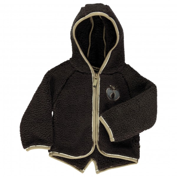 Smafolk - Baby Fleece Hood+Zipper - Fleecetakki