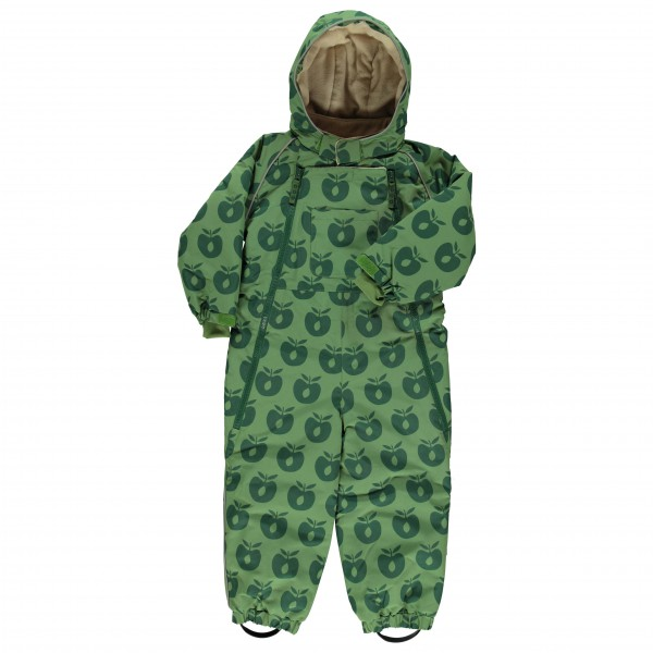 Smafolk - Kid's Snowsuit 2 Zipper Apples - Overall
