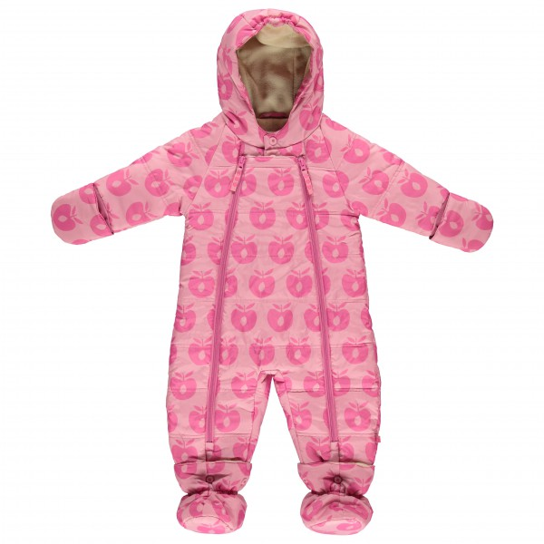 Smafolk - Kid's Wintersuit Apples - Overall