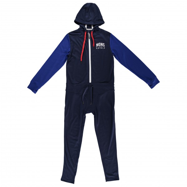 Mons Royale - Groms Monsie Boys One Piece - Overall