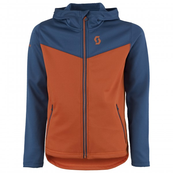 Scott - Defined Plus Junior Hoody - Fleecejacke