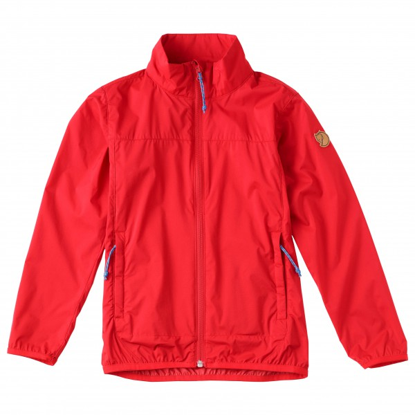 Fjällräven - Kid's Abisko Windbreaker Jacket