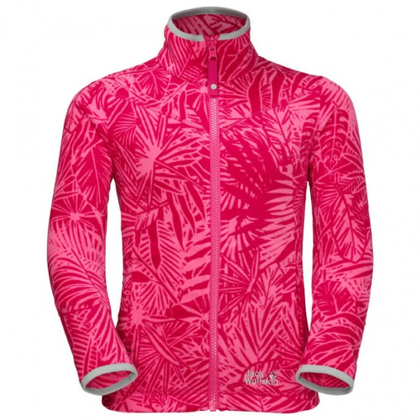 Jack Wolfskin - Jungle Fleece Girls - Fleecejacke