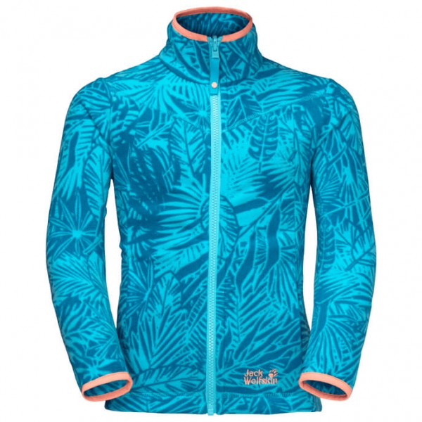 Jack Wolfskin - Jungle Fleece Girls - Fleece jacket