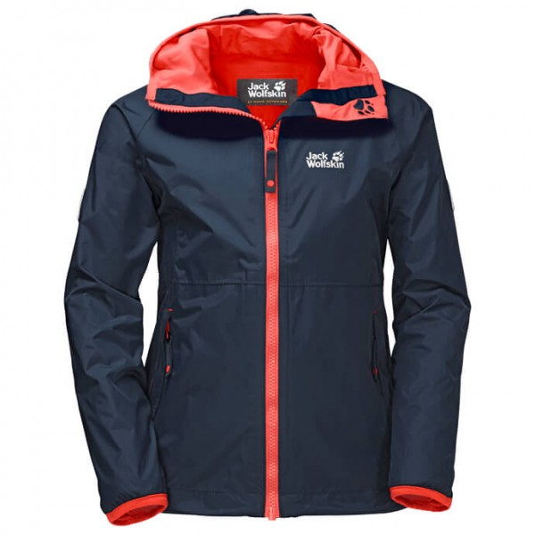 Jack Wolfskin - Rainy Days Girls - Hardshell jacket