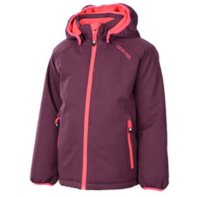Color Kids - Tilbury Padded Softshell - Syntetjacka