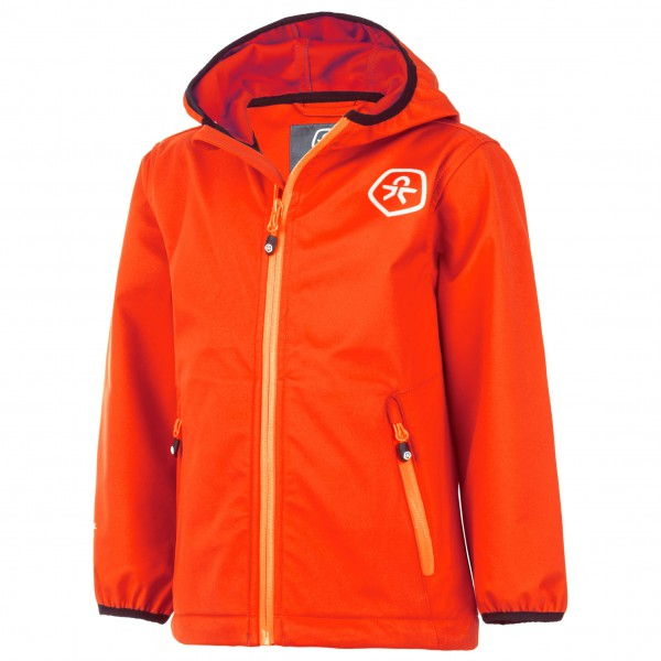 Color Kids - Kid's Barkin Softshell - Softshell jacket