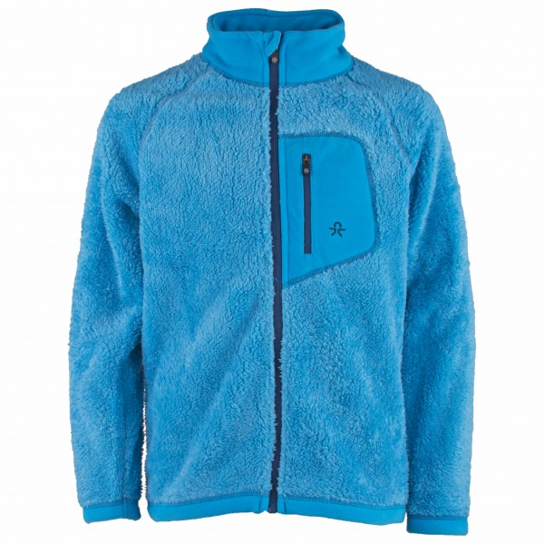 Color Kids - Kid's Burma Pile Fleece - Fleecejack