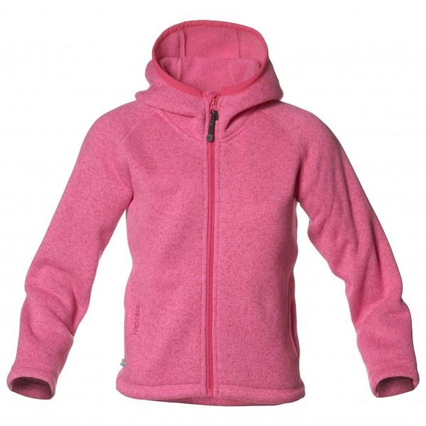 Isbjörn - Kid's Rib Sweater Hood Jr - Fleecejacka