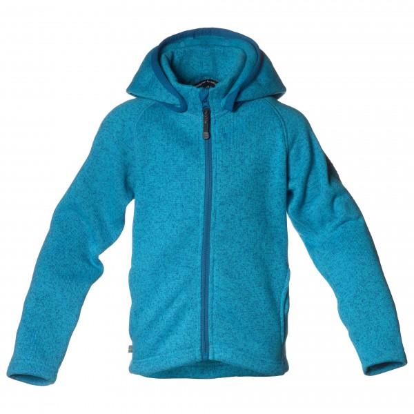 Isbjörn - Rib Sweater Hood Kids - Fleecejakke