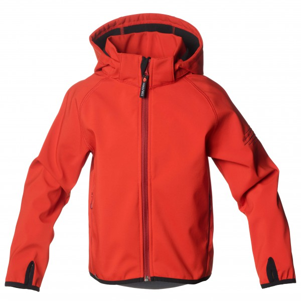 Isbjörn - Wind & Rain Block Jacket Kids - Softshelljacka