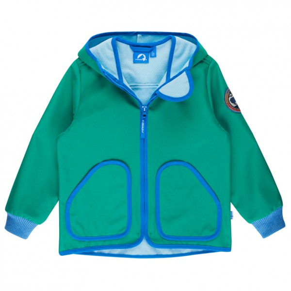 Finkid - Kid's Tove Shell Zip-In Jacket - Softshell jacket