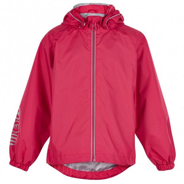 Minymo - Kid's Jazz 60 -Rain jacket -solid - Regnjakke