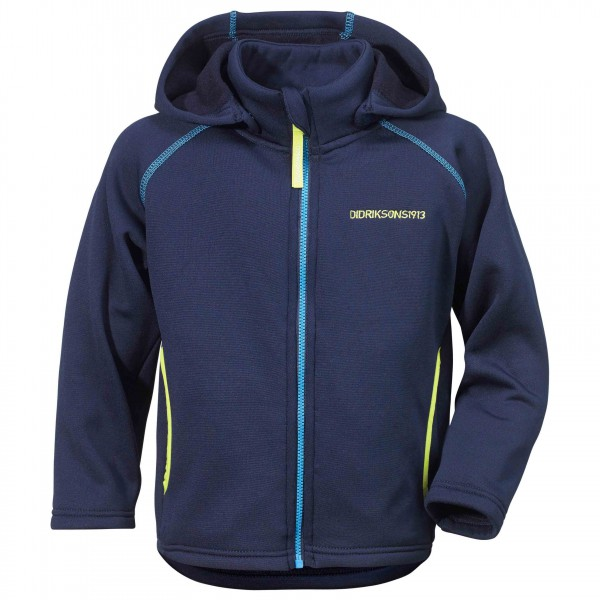 Didriksons - Bawal Kids Jacket - Fleece jacket