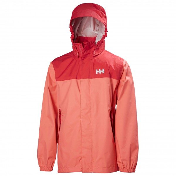 Helly Hansen - Kid's JR Loke Packable Jacket - Hardshelljack