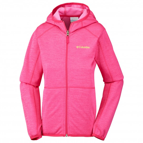 Columbia - Kid's S'More Adventure Full Zip Hoodie - Fleecejacka
