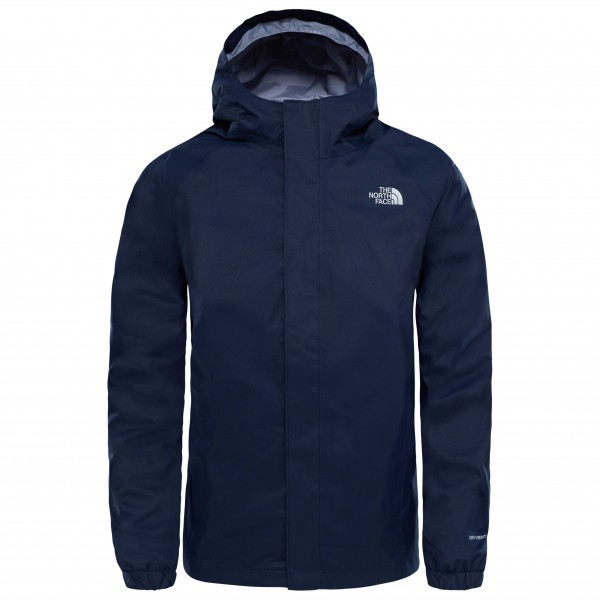The North Face - Boy's Resolve Reflective - Hardshell jakke