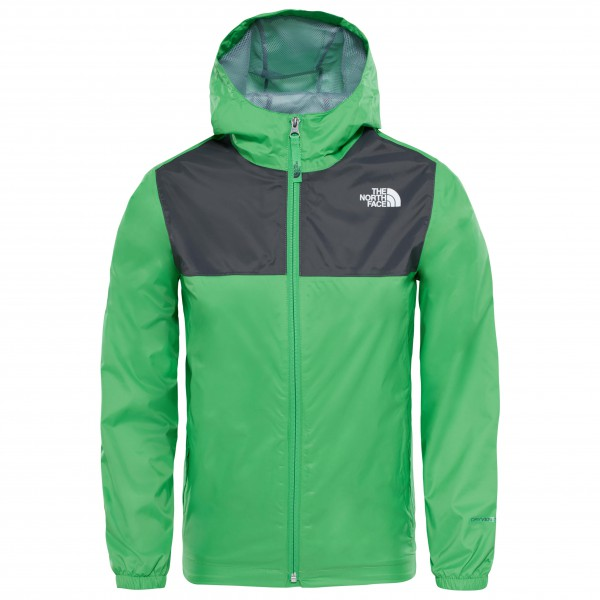 The North Face - Boy's Zipline Rain Jacket - Regnjacka
