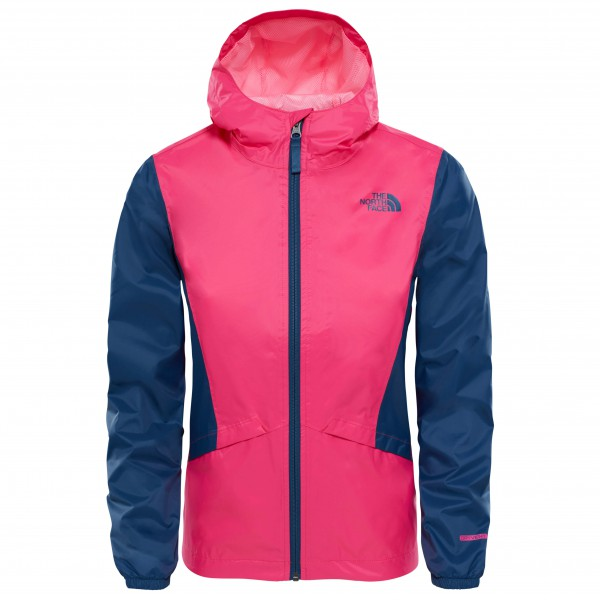 The North Face - Girl's Zipline Rain Jacket - Hardshelljacke