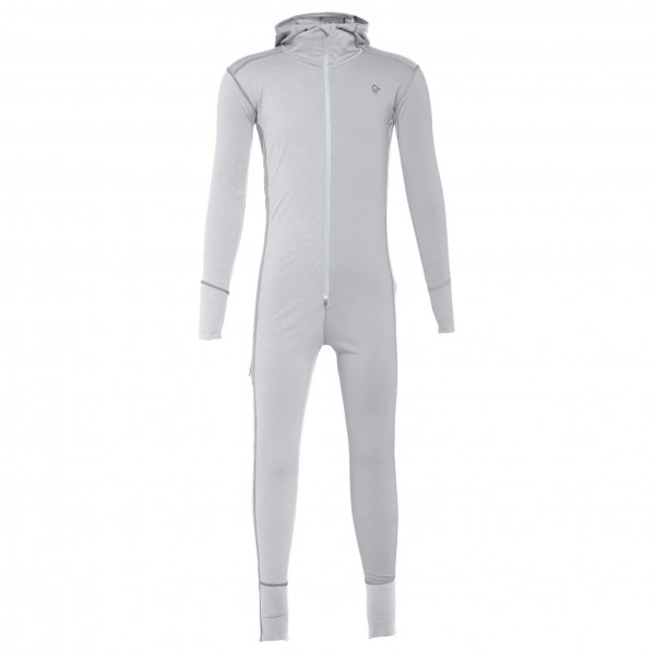 Norrøna - Kid's Wool One-Piece - Mono