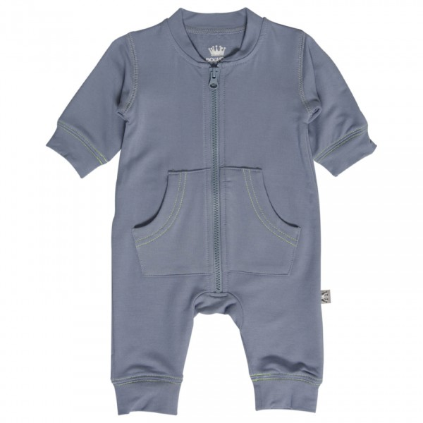 Hust&Claire - Kid's Bamboo Jumpsuit L/S - Overall