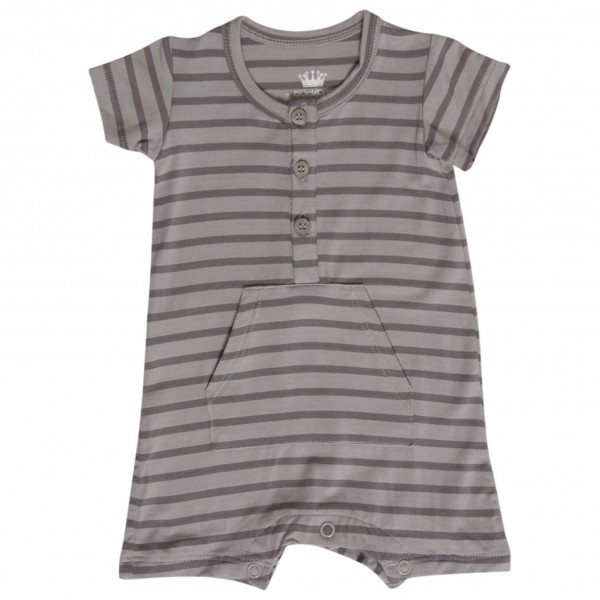 Hust&Claire - Kid's Bamboo Jumpsuit S/S - Overall