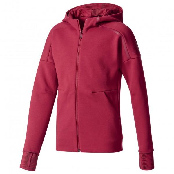 adidas - Girl's Z.N.E. 2.0 Pulse Full Zip Hoodie - Fleece jacket