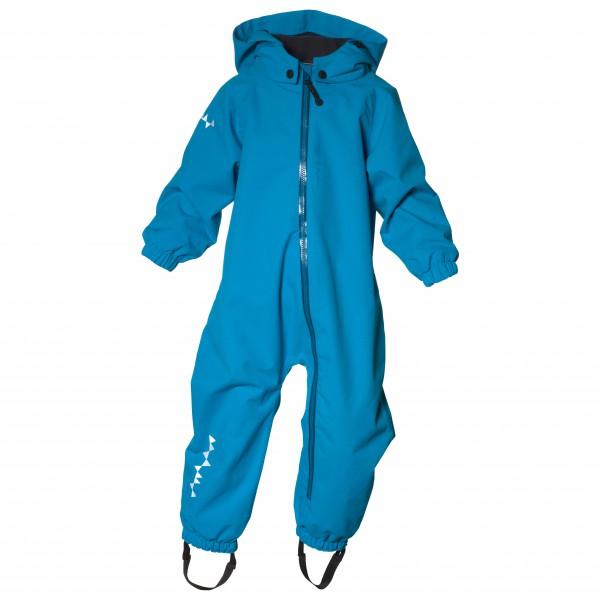 Isbjörn - Kid's Toddler Hard Shell Jumpsuit - Mono