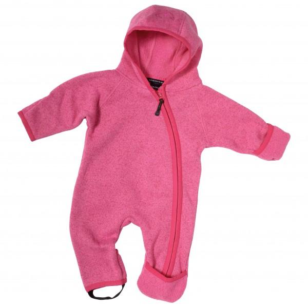 Isbjörn - Rib Baby Jumpsuit - Overall