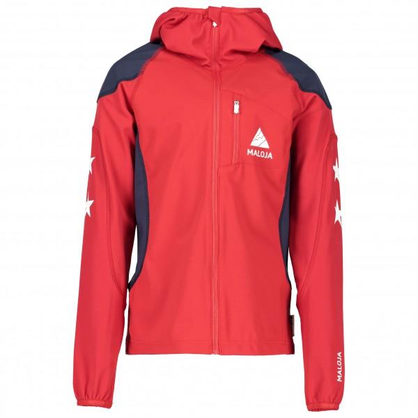 Maloja - Kid's GrenobleU. Nordic Jacket Unisex - Softshell jacket