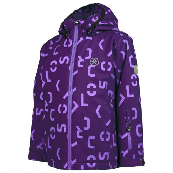 Color Kids - Kid's Kerto Padded Softshell AOP - Ski jacket