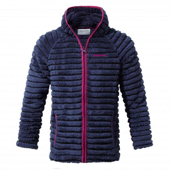 Craghoppers - Kid's Farley Hooded Jacket - Fleecejack