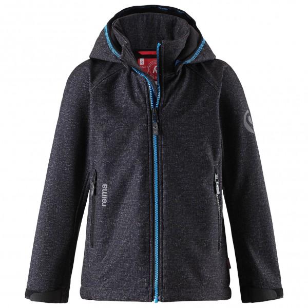 Reima - Kid's Zayak Softshell Jacket - Softskjelljakke