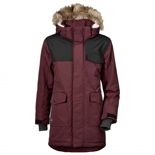 Didriksons - Matt Boy's Parka - Winter jacket