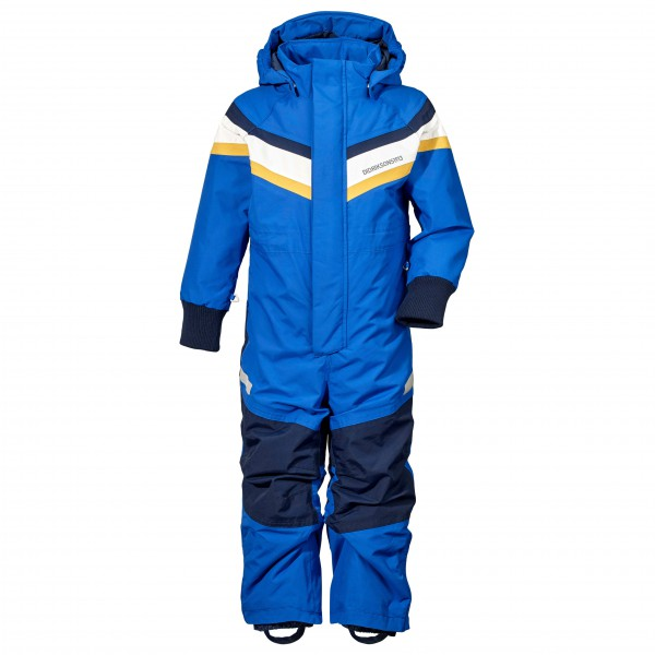 Didriksons - Romme Kid's Coverall - Overall