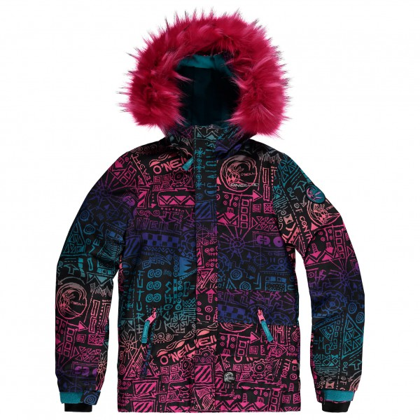 O'Neill - Girl's Cloaked Jacket - Skijakke