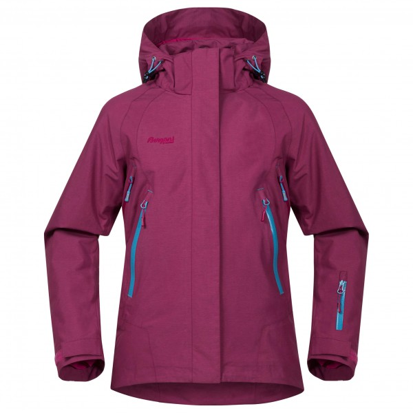 Bergans - Ervik Insulated Youth Girl Jacket - Skijakke