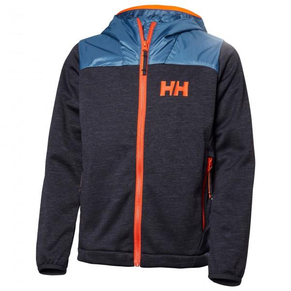 Helly Hansen - Junior Hybrid Midlayer - Syntetisk jakke