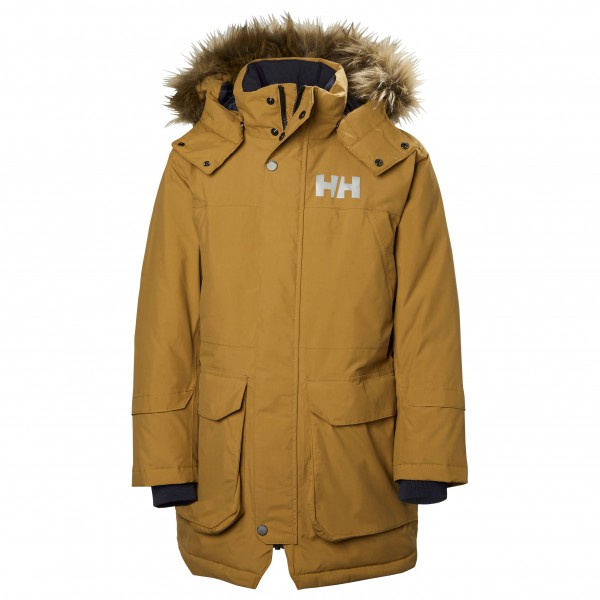 Helly Hansen - Junior Isfjord Down Parka - Daunenjacke
