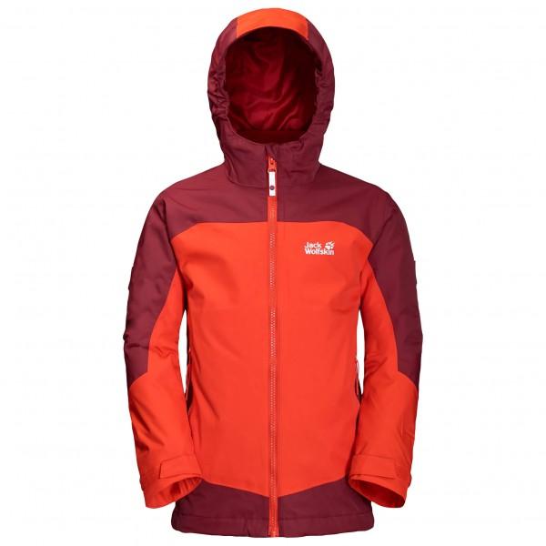 Jack Wolfskin - Boy's Akka 3in1 Jacket - 3-in-1 jacket