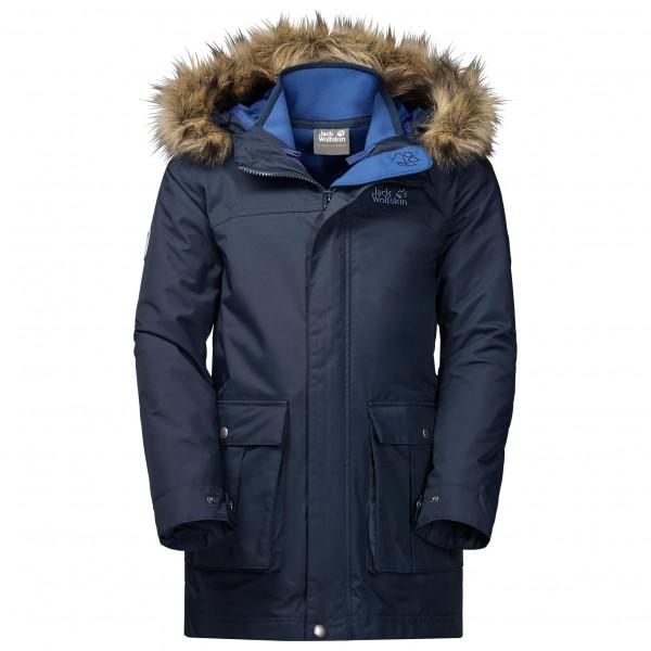 Jack Wolfskin - Boy's Elk Island 3in1 Parka - 3-in-1 jacket